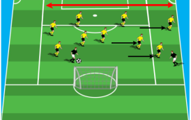 Game for Changing the Point of Attack