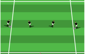 Dutch Passing Pattern
