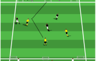 Functional Defending Session with Front Three
